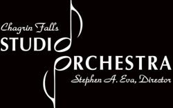 The Chagrin Falls Studio Orchestra, Conducted by Steve Eva