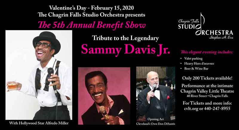 Sammy Davis Jr. Tribute